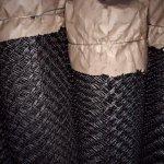 Сетка рабица из черной стали