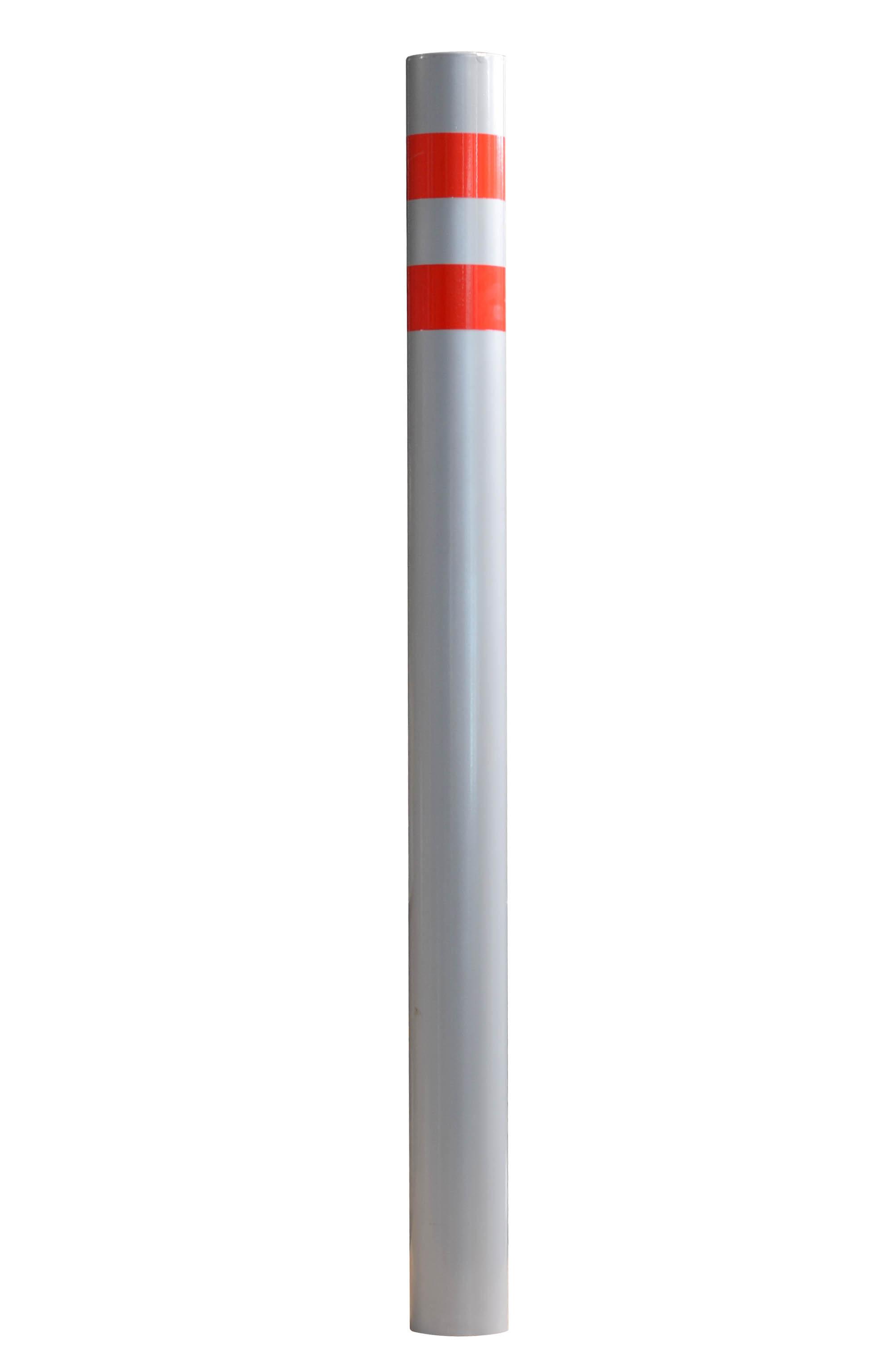 схема установки парковочных столбов