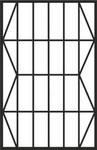 Решетка на окно Re-24