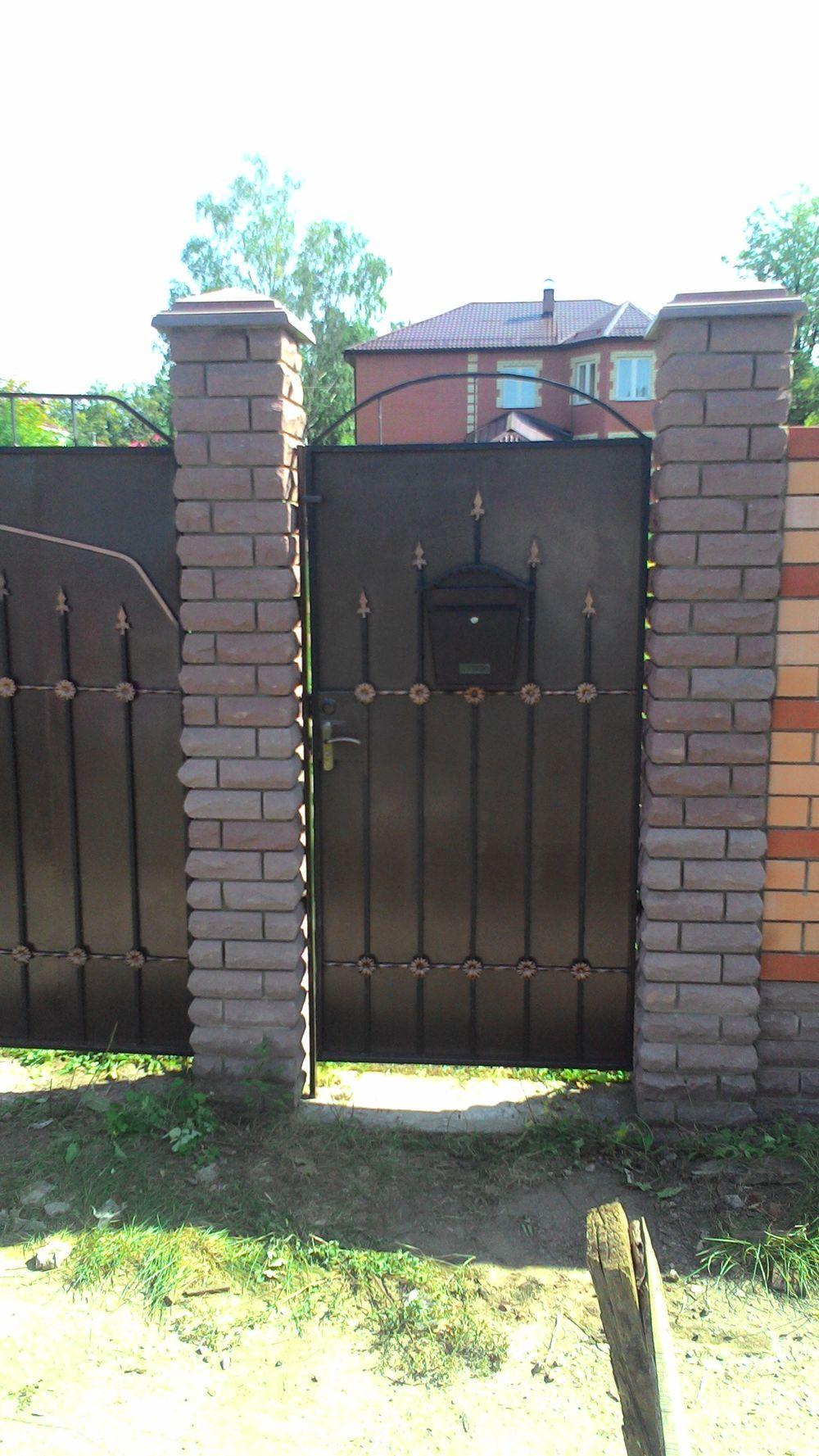 гаражные ворота в н новгороде цены